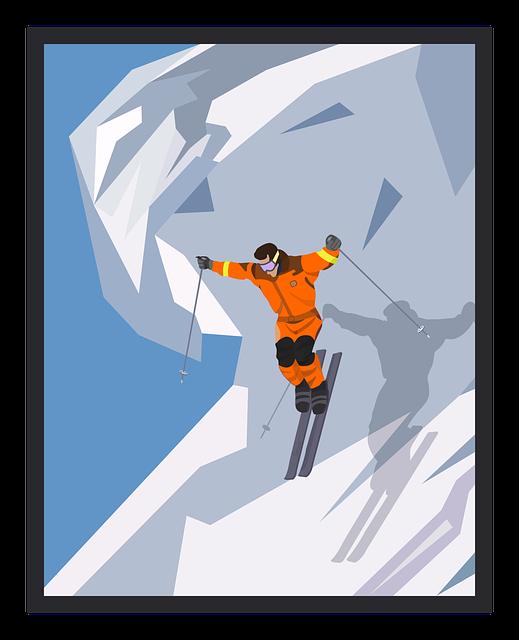 skier-goût du risque